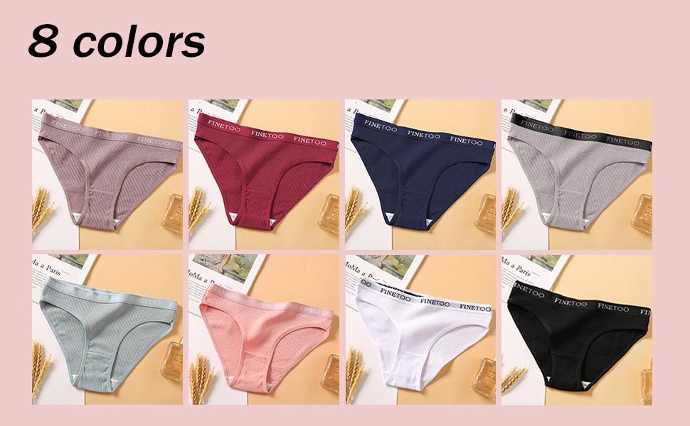 pack of women underwears