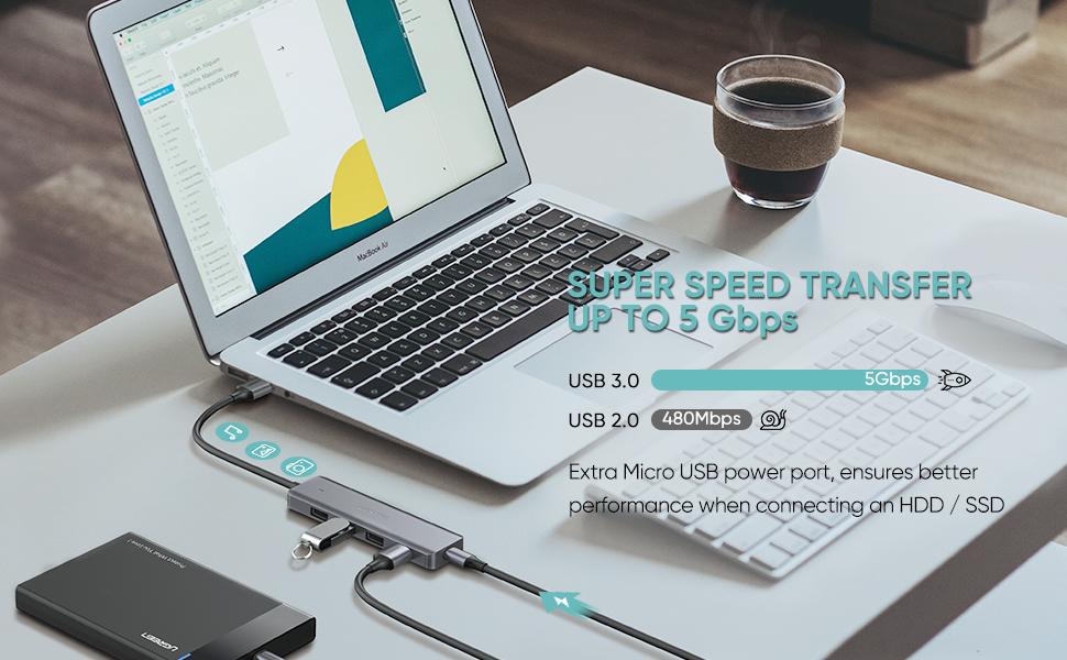 super speed transfer