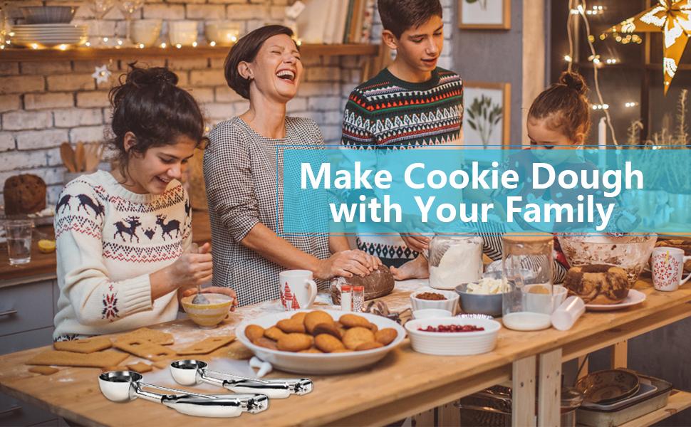 cookie scoop set