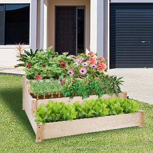 herb planter boxes
