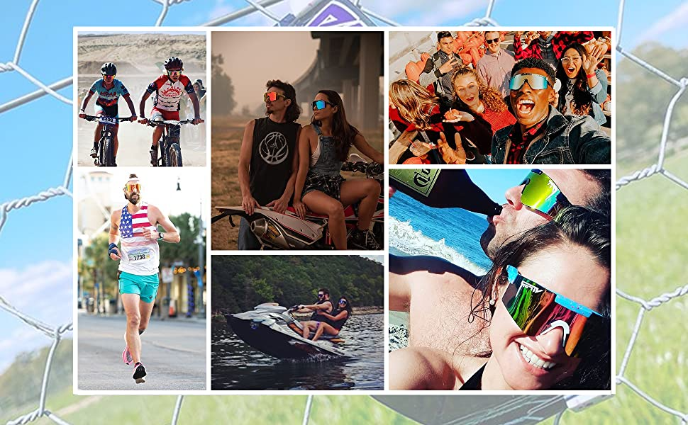 pit vipers polarized sunglasses for men women pit vipers cycling glasses uv protection sunglasses