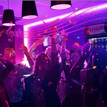 led strip lights for party
