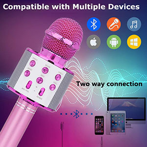karaoke microphone for kids