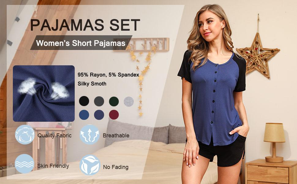 matching pajamase set for christmas