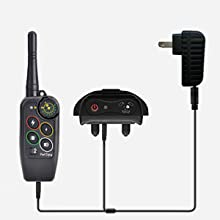 PetSpy dual quick charge receiver and remote