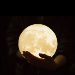 moon light lampe
