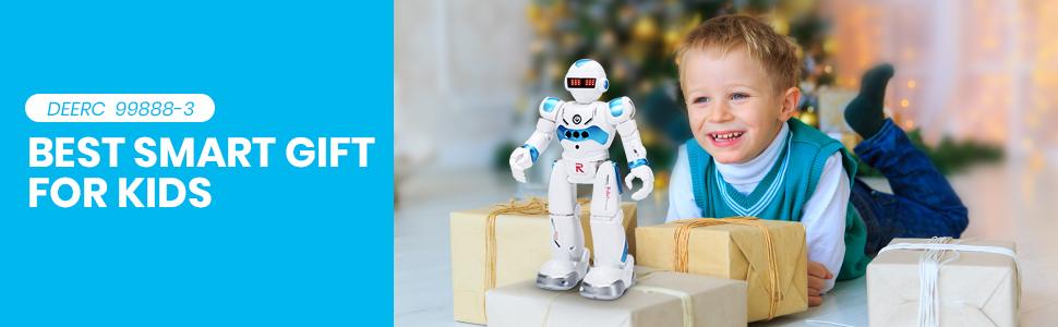 best gift for kids deerc robot