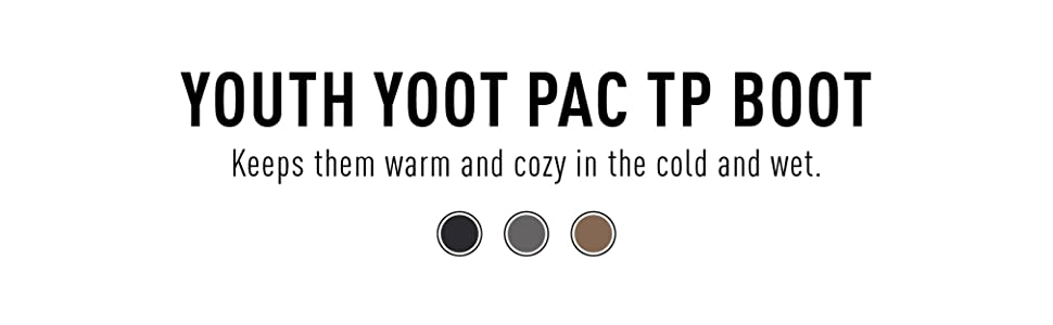 Youth Yoot Pac TP Boot