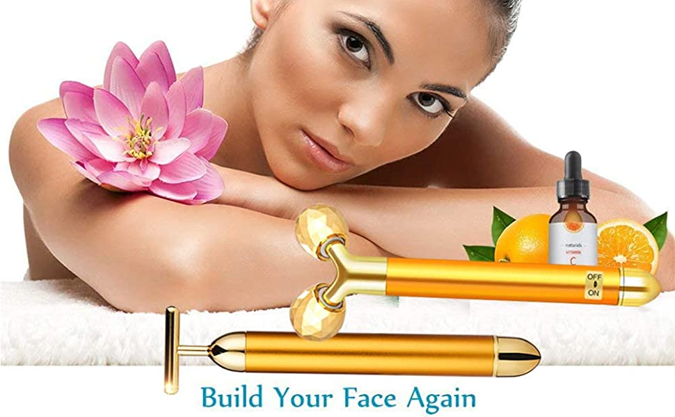 facial roller skin care tools beauty tools