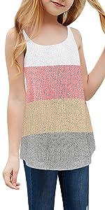 Girls Cute Knit Sweater Vest