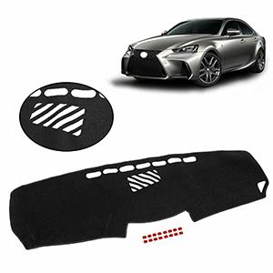Fit 2006-2013 Lexus IS 250 350 IS Dashboard Dash Dashmat Anti-Sun Pad Cover Mat