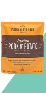 Portland Pet Food Meal Packs