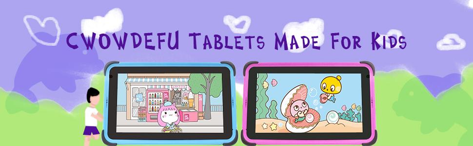 tablet made for kids