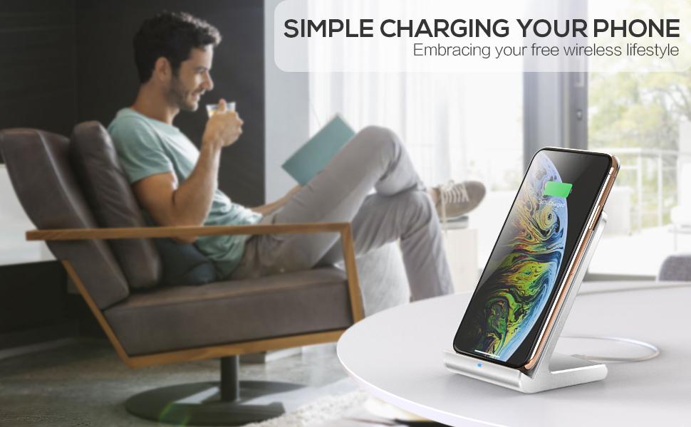 Merak 1 wireless charger