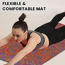 Flexible & Comfortable Mat