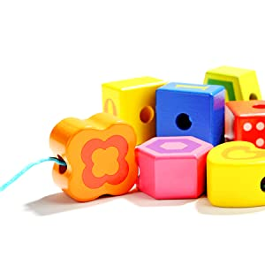 lacing beads for toddler