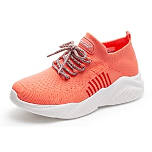 Women's pink running shoes