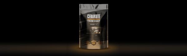 Cerakote Ceramic Trim Coat, automotive plastic trim restorer, black trim restorer, ceramic coating