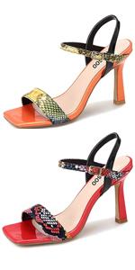 Stilettos Sandals