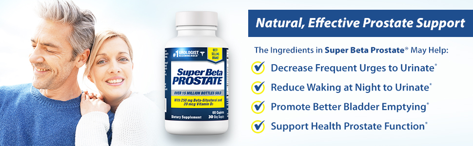 Super Beta Prostate Benefits