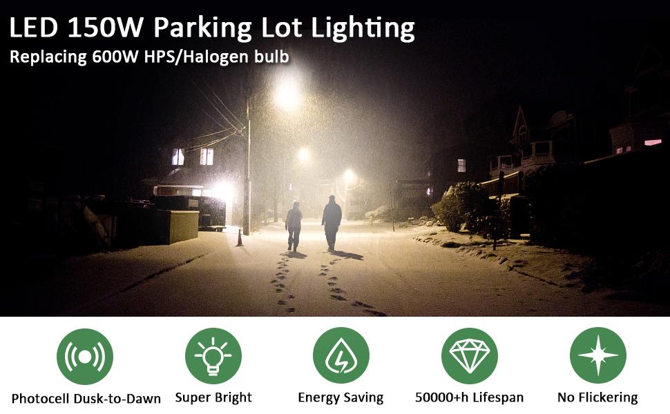 150w street light 7