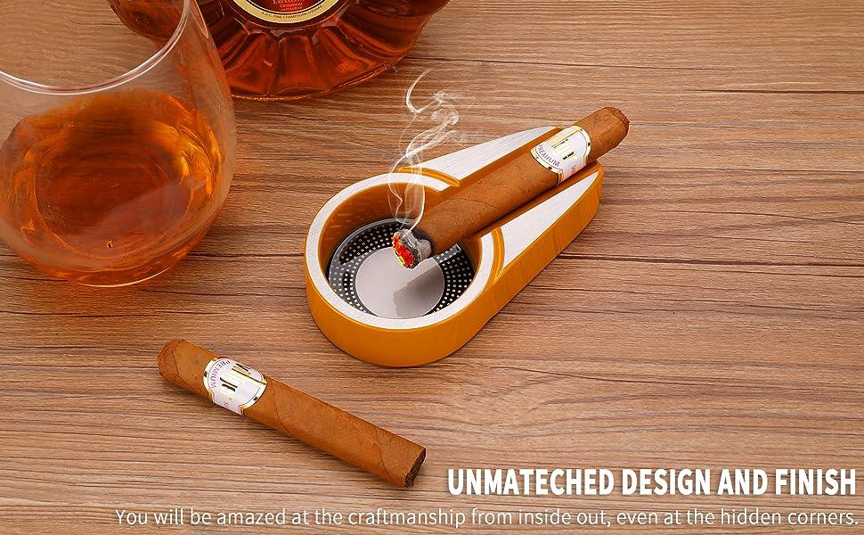 cigar ashtray outdoor