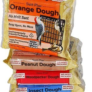 Suet Plus Suet Dough