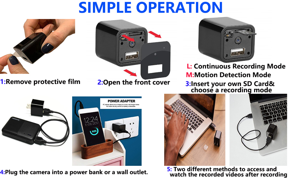 simple operation