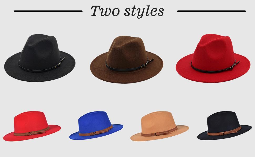 Sombrero jazz cap