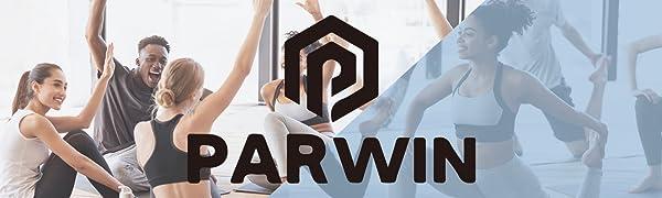 PARWIN Mesh Yoga Capris