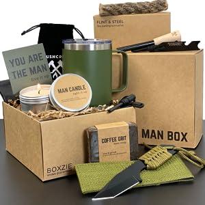 mens gift boxes birthday celebration dad father husband son boyfriend brother men him his