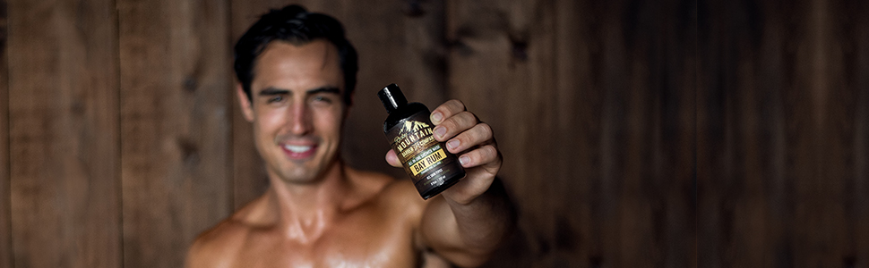 Conditioner Shampoo Gel for Men
