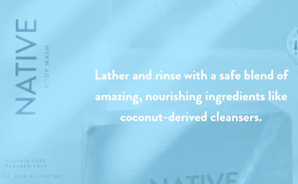 native deodorant natural aluminum free paraben cruelty gift father mother men women usa organic free