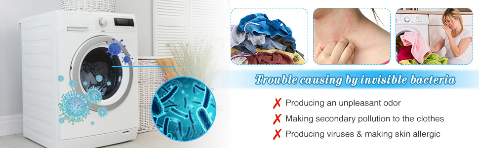 washing machine cleaner tablets