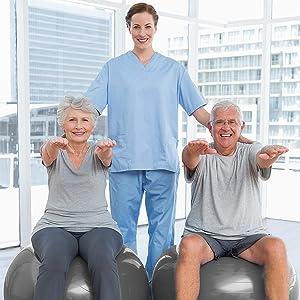 yoga fitness gym ball