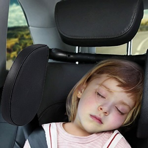 Baby Car Seat Safety Headrest Pillow Sleeping Head Support Pad For Kids Trave LY