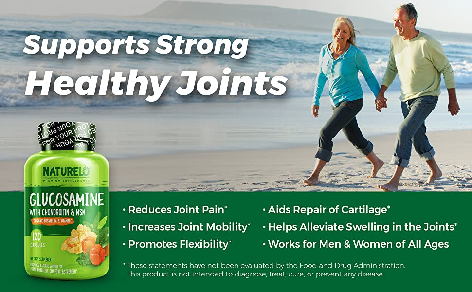 Supports Strong Healthy Joints