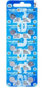 Renata Battery 371 / SR920SW