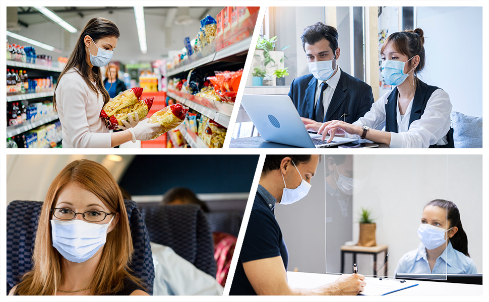 shopping,business,airplane,hotel for ppe kit