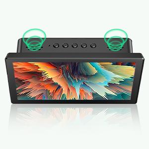 raspi 4 touchscreen case