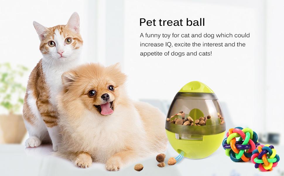 pet treat ball