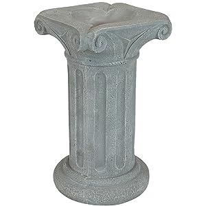 gazing globe stand, orb stand, garden ball stand, pedestal, stand, display, orb, garden stand