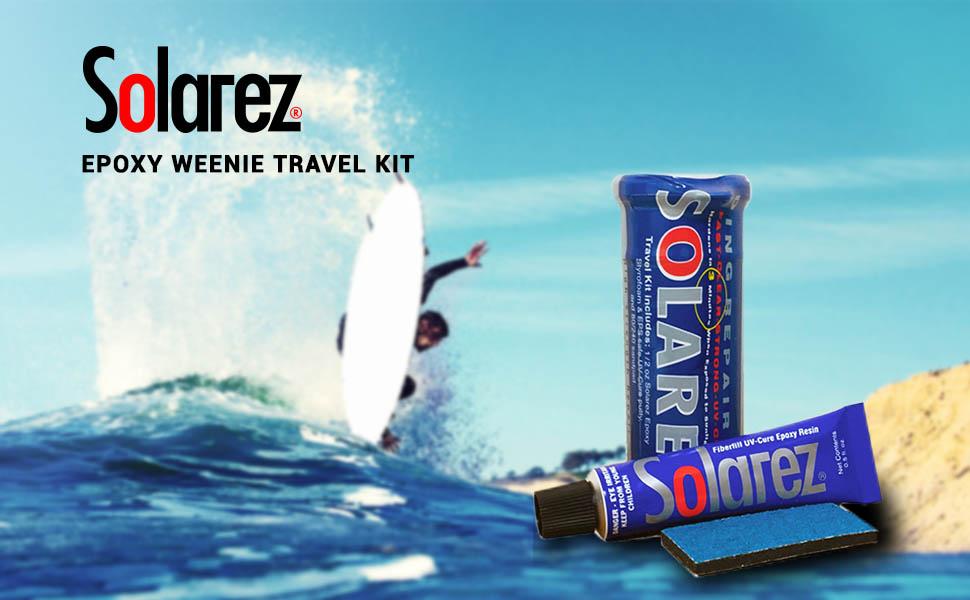 Solarez Epoxy Weenie Travel Kit