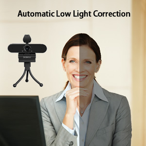Automatic Low Light Correction