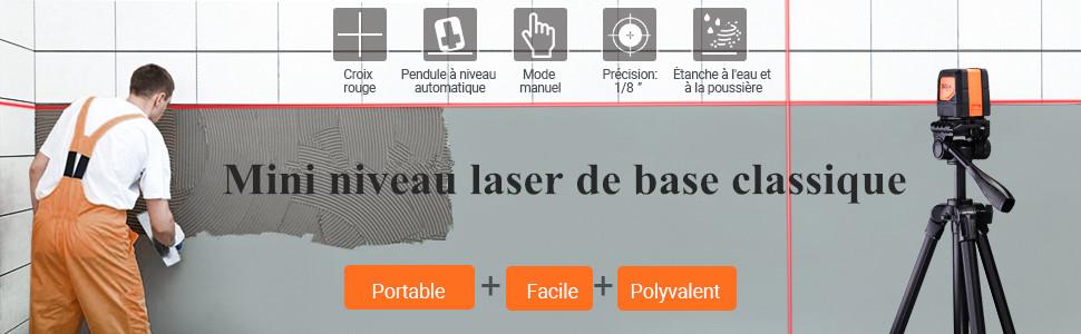 Niveau laser classique
