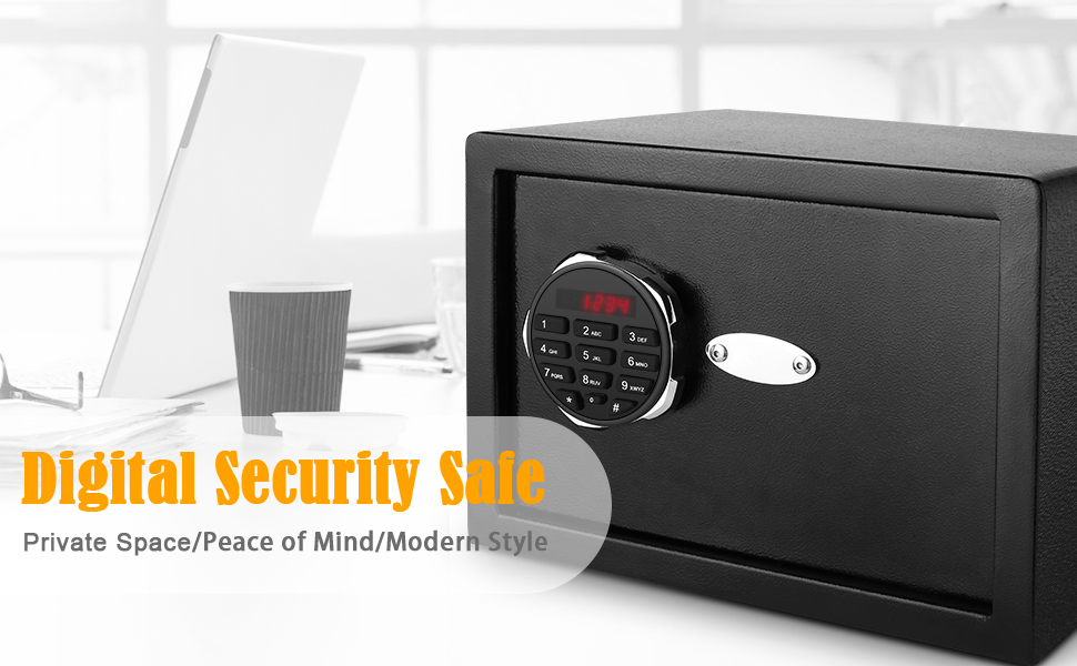 digital security safe box