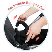 Removable Bumper Bar