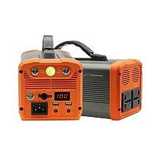 Rich port portable generator
