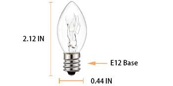 salt lamp bulbs