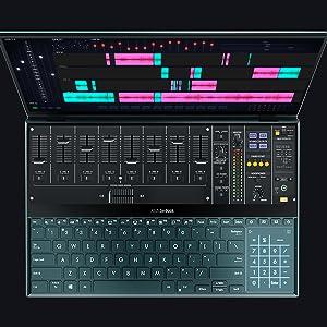 ScreenPad Plus for Music Artists